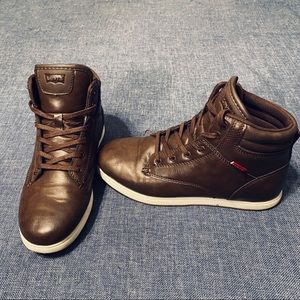 Levi's High Top Sneakers